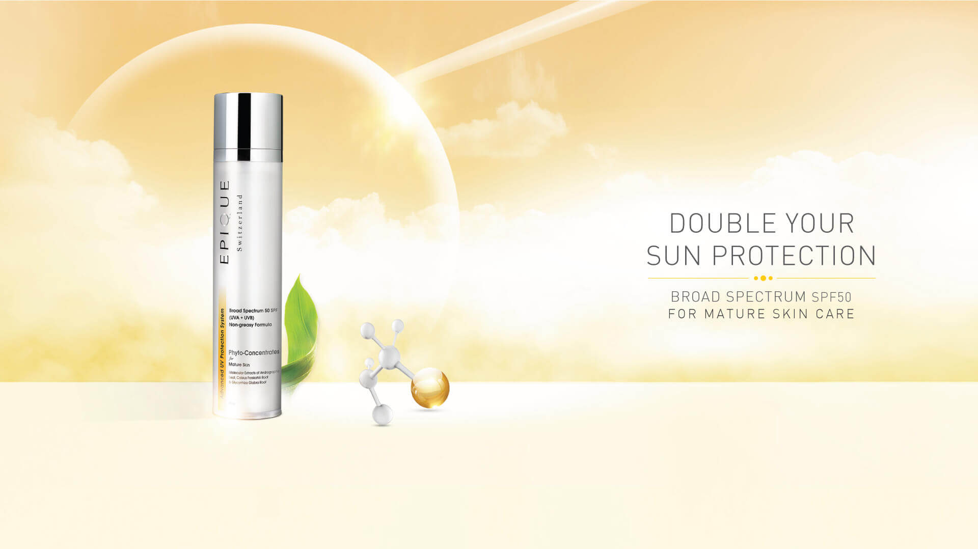 Epique Sun Protection Cream